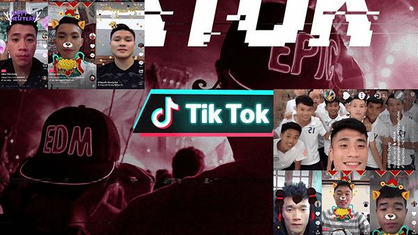 TikTok là nền tảng mạng xã hội chia sẻ video ngắn với hiệu ứng bắt mắt