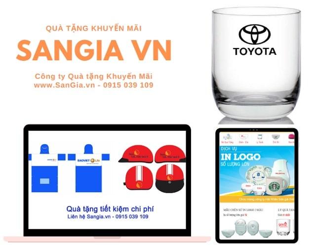 SanGia VN - Địa chỉ mua quà giá sỉ cho khách hàng